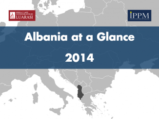 albania-at-a-glance-2014-cover