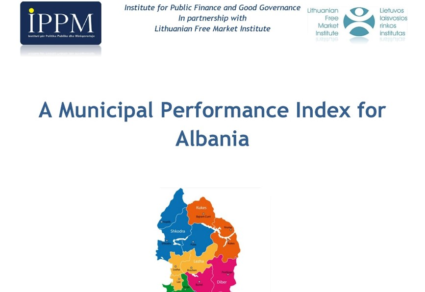 A Municipal Performance Index